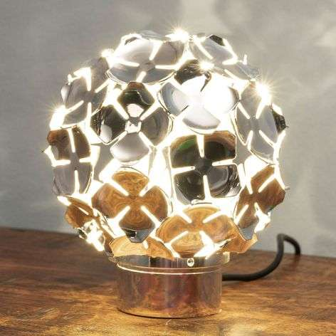 Terzani Ortenzia - unusual LED table lamp