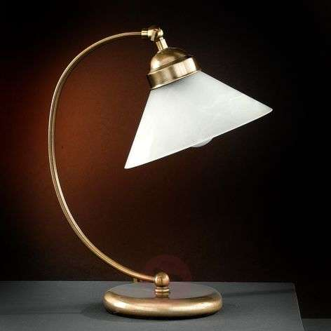 Tessa Table Light Stylish in Antique Brass