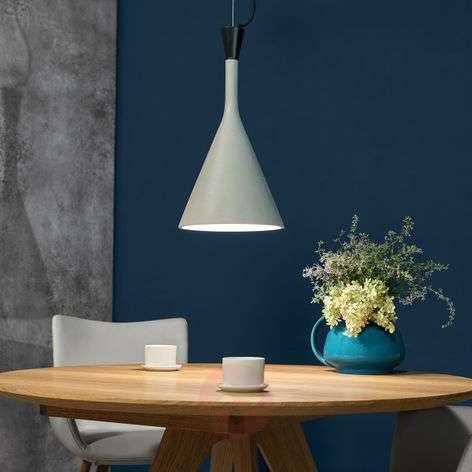 The concrete look - Roddik pendant light