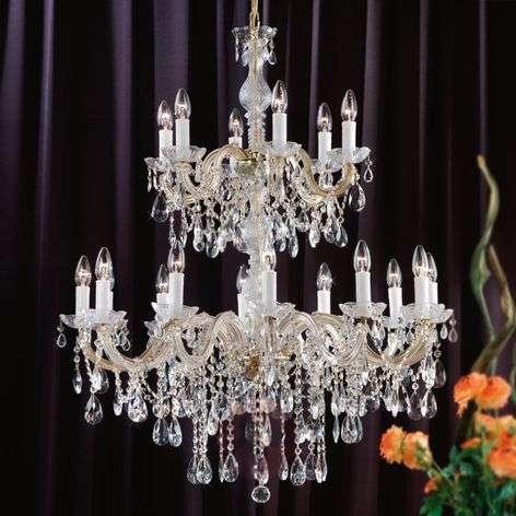 Thera Chandelier Impressive 90 cm