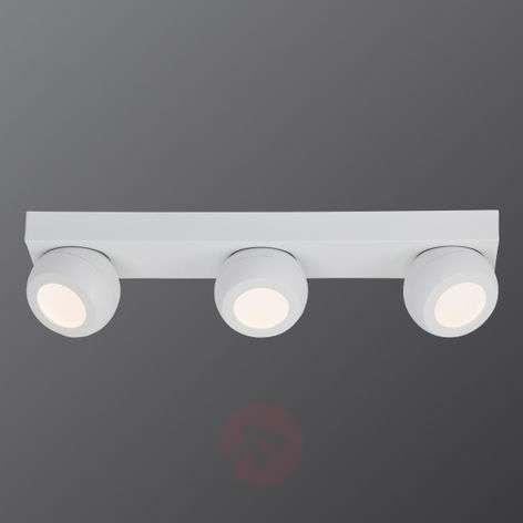 Three-bulb Balleo LED ceiling spotlight by AEG