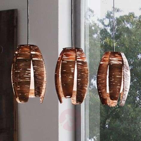 Three-bulb pendant light MONGU-3001713-31