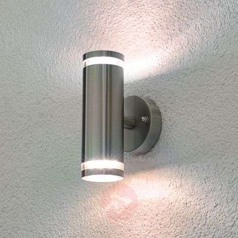 Tiberus stainless steel LED outdoor wall light-9960049-31