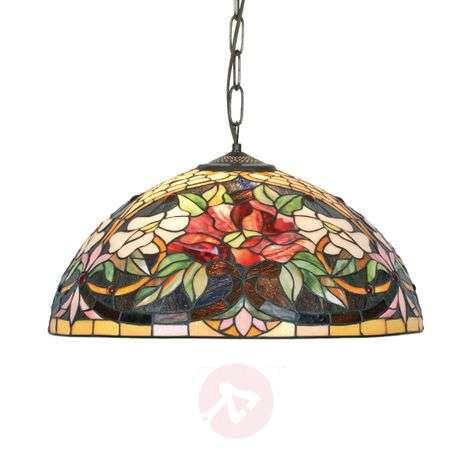 Tiffany-style hanging light Ariadne-1032148X-31