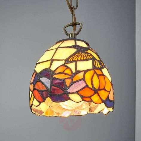 Tiffany-style hanging light COLIBRI