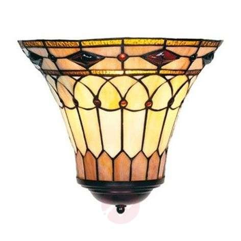 Tiffany style wall light MEDUSA