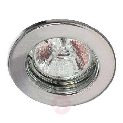 Tim low-voltage recessed spotlight, fixed