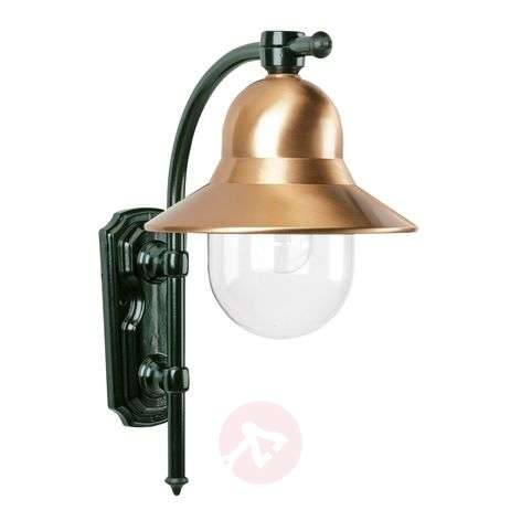 Timeless outdoor wall light Toscane