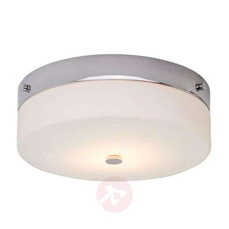 Timelessly attractive LED ceiling lamp Tamar, IP44