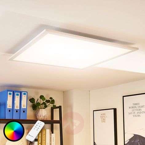 Tinus LED panel, colour change, RGB, warm white