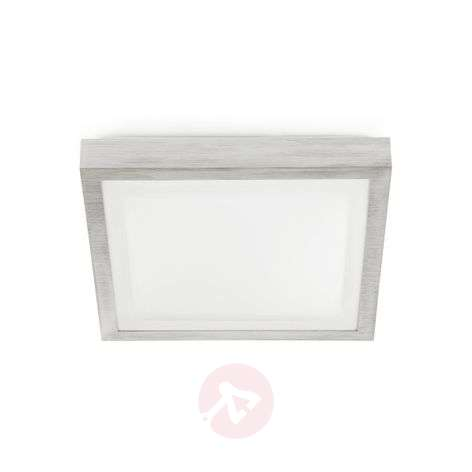 Tola square ceiling light, 27 cm