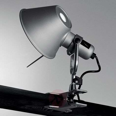 Tolomeo Pinza contemporary designer clip-on light