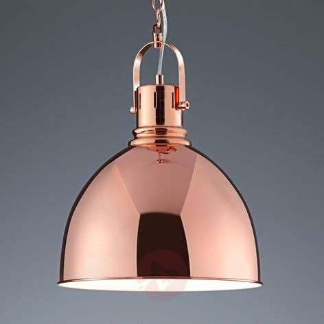 Tores hanging light, copper
