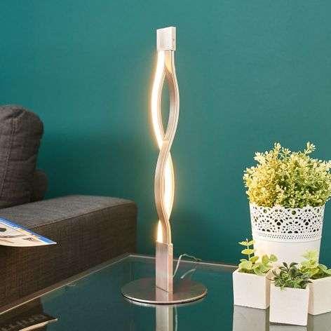 Tori modern looking LED table lamp