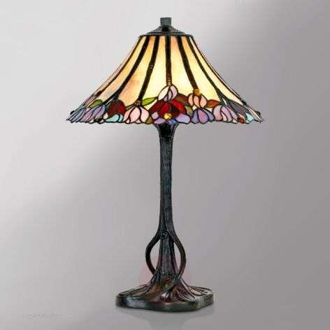 Tori table lamp in the Tiffany style