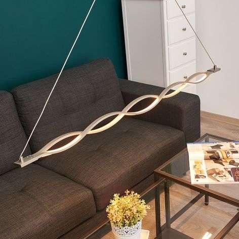 Tori wave-shaped LED hanging light-9985067-33