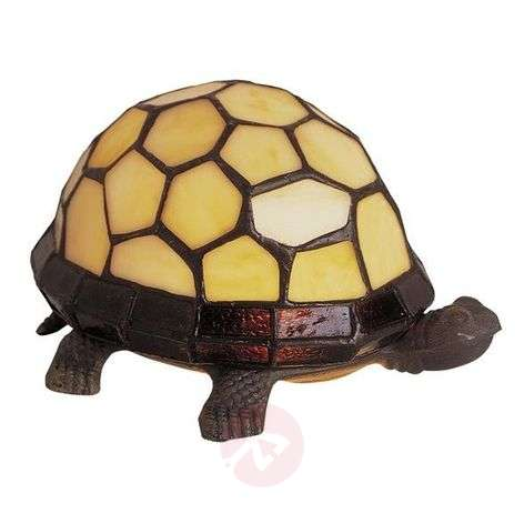 TORTUE table lamp shaped like a turtle
