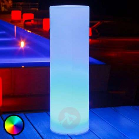 Tower LED decorative light, controllable via app