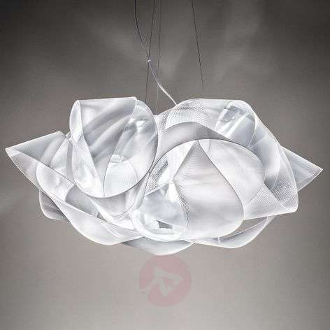 Transparent Fabula designer pendant light