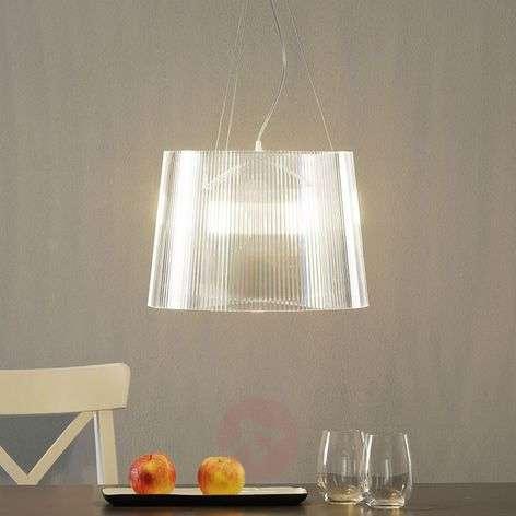 Transparent LED pendant lamp Gè