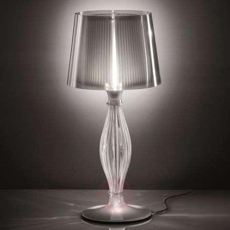 Transparent Liza table lamp
