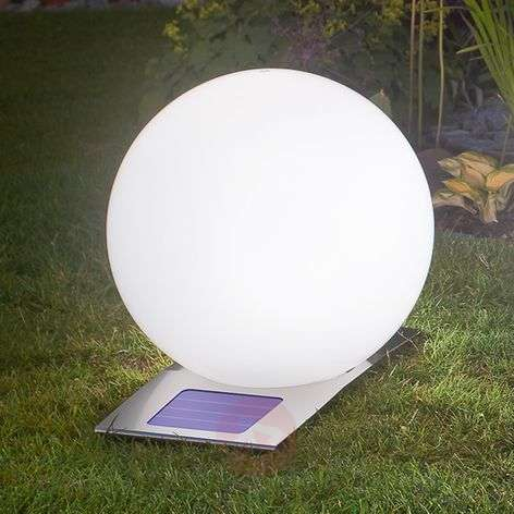 Trendy solar light ball with 7 different colours-3012027X-31