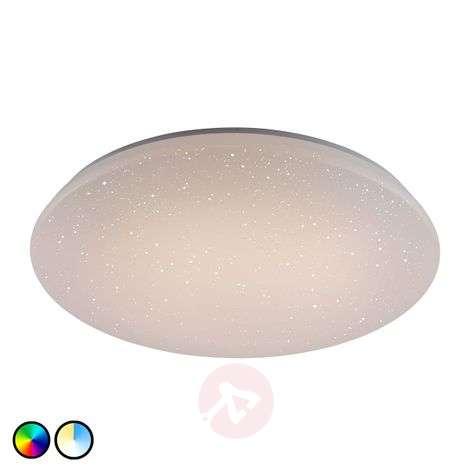 Trio WiZ Nalida LED ceiling light starlight effect