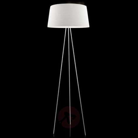 Tripod three-part-stand floor lamp