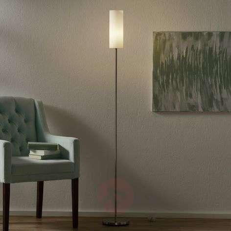 TROY Graceful Floor Lamp in White