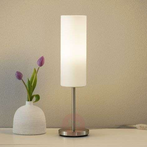 TROY White Charming Table Lamp