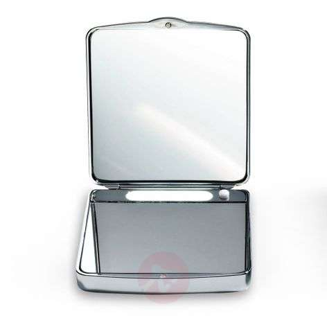 TS 1 illuminated pocket mirror
