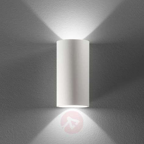 Tubo LED outdoor wall light with dual emission