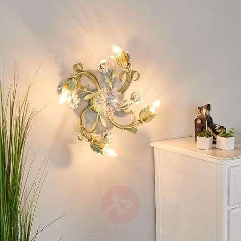 Tulipe ceiling lamp designed in a Florentine style-3532167-32