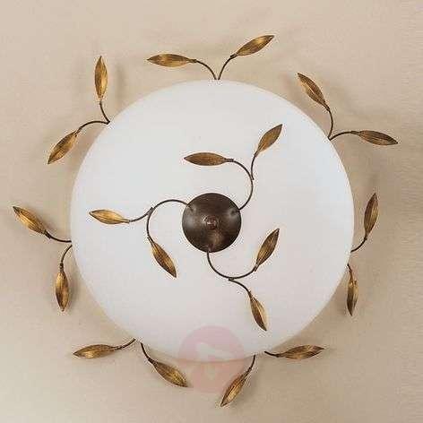 Two-bulb ceiling light CAMPANA