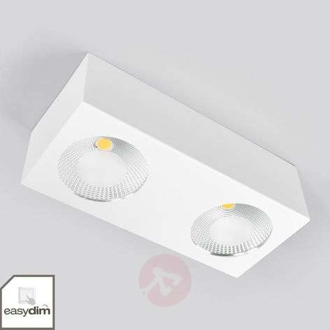 Two-bulb LED ceiling spotlight Sonja, dimmable-1558142-32