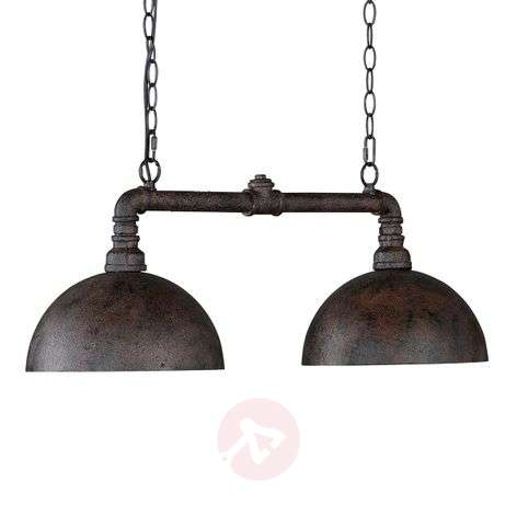 Two-bulb pendant lamp Leitung