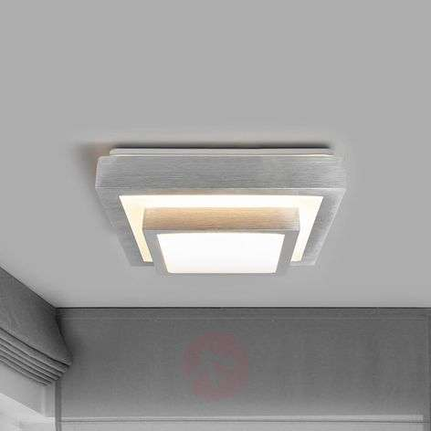 Two-tier LED ceiling lamp Huberta