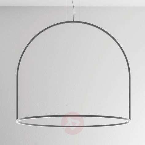 U-Light round-shaped LED hanging light