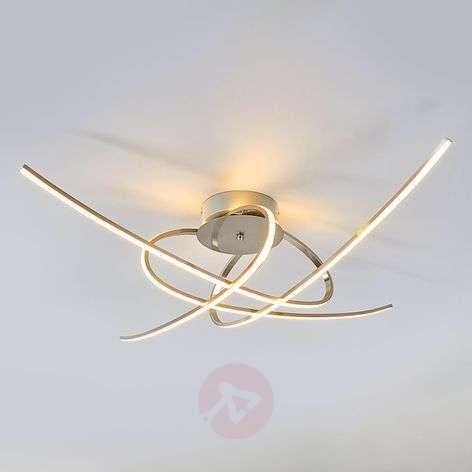 Ultramodern LED ceiling lamp Emylia