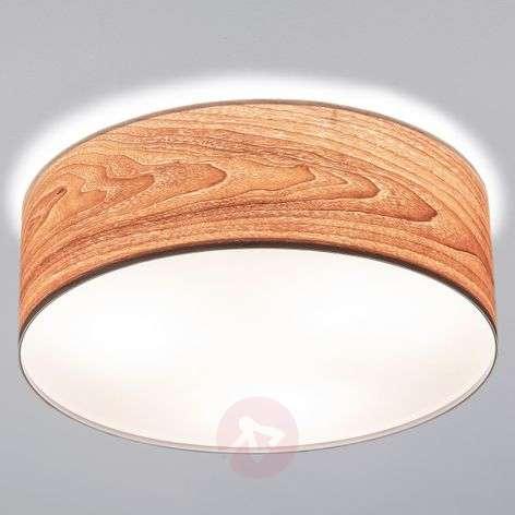 Ultramodern wood ceiling light Liska