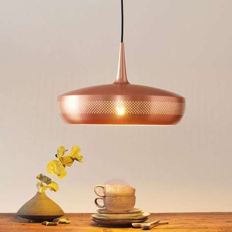 UMAGE Clava Dine hanging lamp, copper
