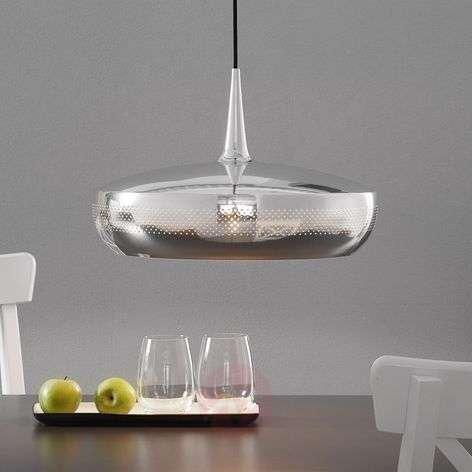 UMAGE Clava Dine hanging lamp steel