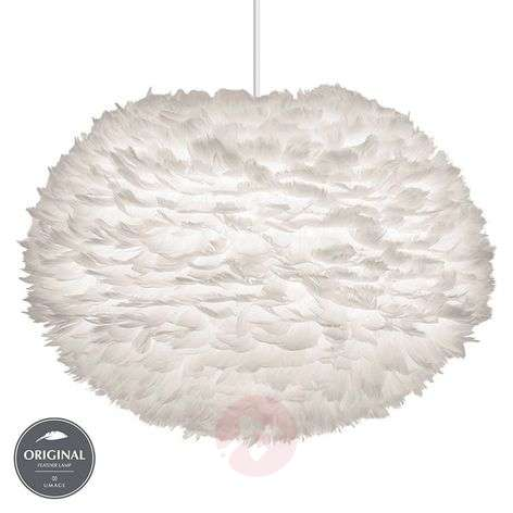 UMAGE Eos hanging light large in white