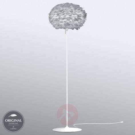 UMAGE Eos medium floor lamp, light grey