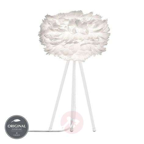 UMAGE Eos mini table lamp in white