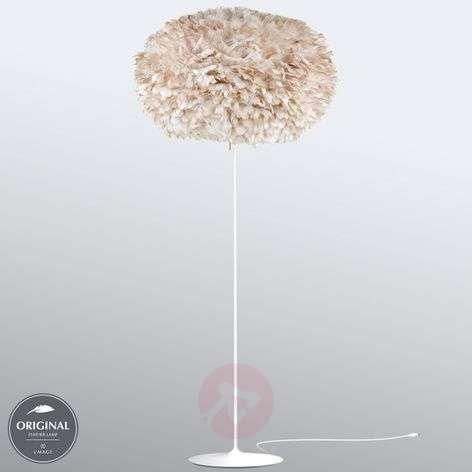 UMAGE Eos X-large floor lamp, light brown