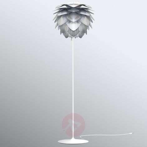 UMAGE Silvia medium floor lamp, steel-9521106-31