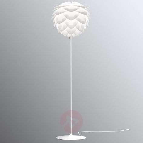 UMAGE Silvia medium floor lamp, white