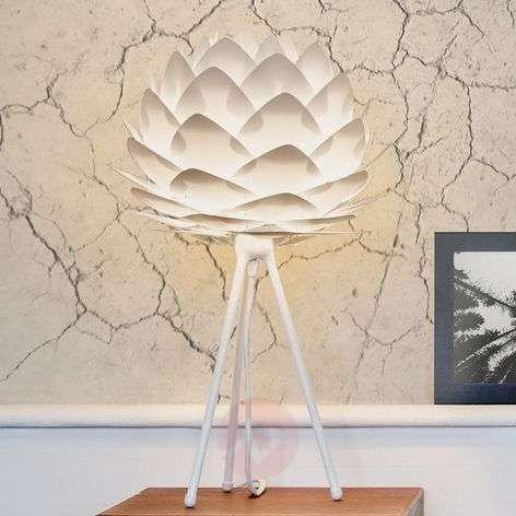 UMAGE Silvia mini floor lamp, white