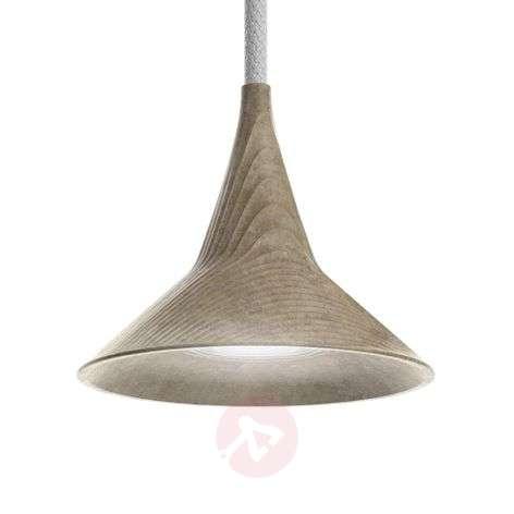 Unterlinden bronze LED pendant light